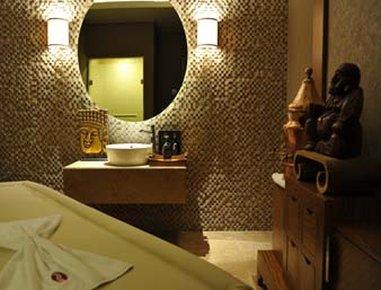 رمادا بلازا انطاليا - Massage Room