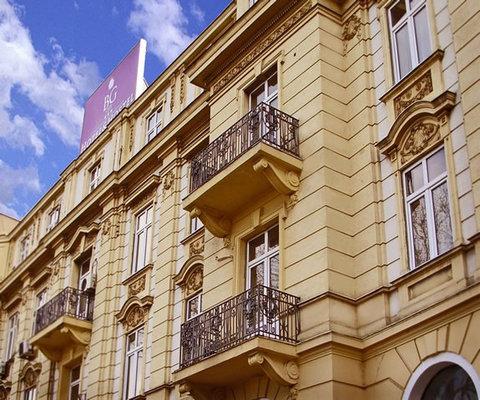 Belgrade City Hotel - Exterior View