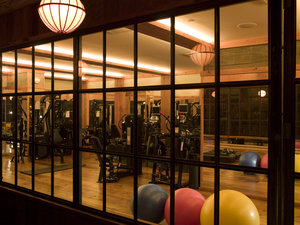 Fitness/ Exercise Room - Greenwich Hotel New York