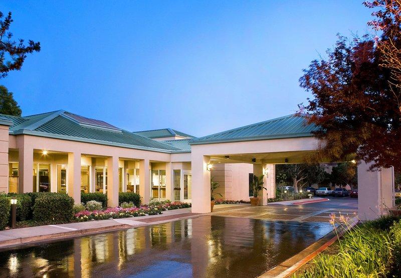 Hotel Courtyard San Mateo Foster City Außenansicht