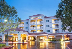 Exterior view - Courtyard by Marriott Hotel Novato