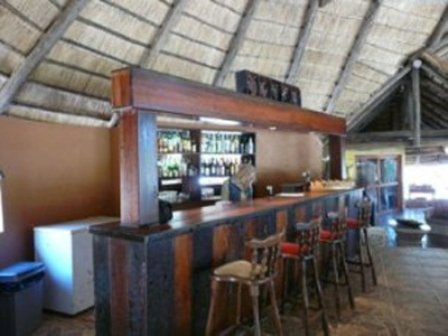 Nkambeni Safari Camp - Interior