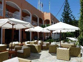 Benitses Arches - Greece Island Corfu Benitses Arches Hotel Holidays