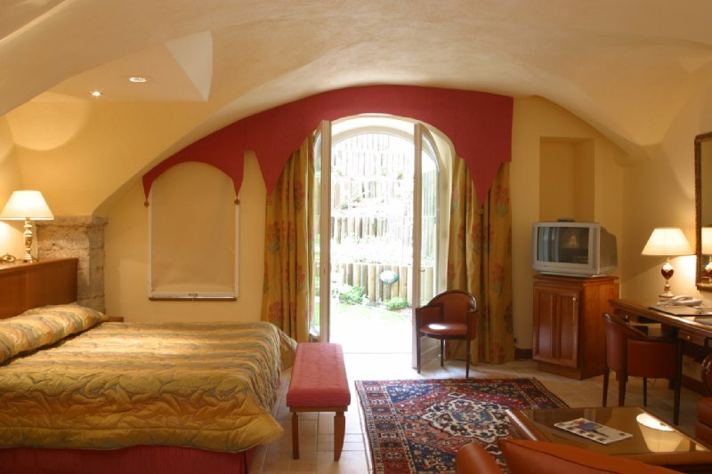 Villa Florentine Zimmeransicht