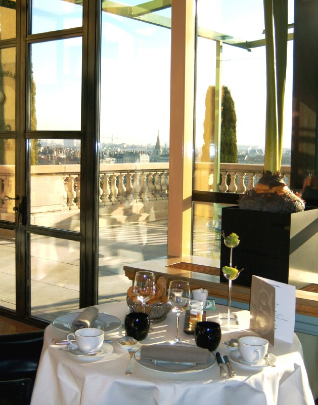 Villa Florentine Gastronomie