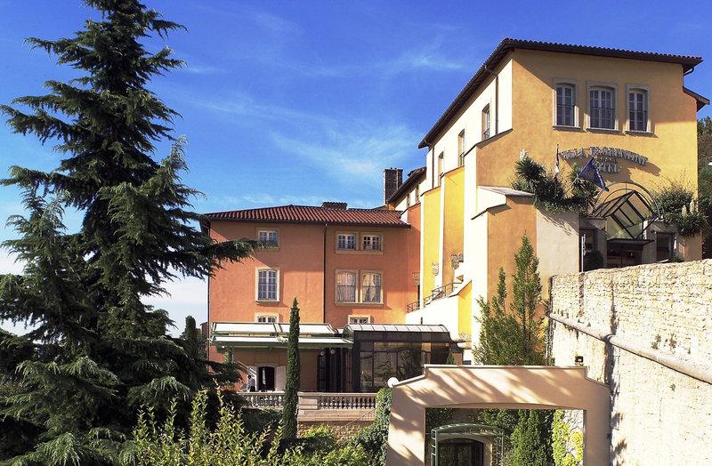 Villa Florentine Außenansicht