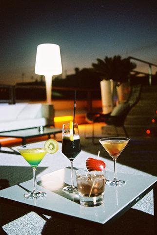 فندق كلاريس جي إل - Cocktails At La Terraza Del Claris
