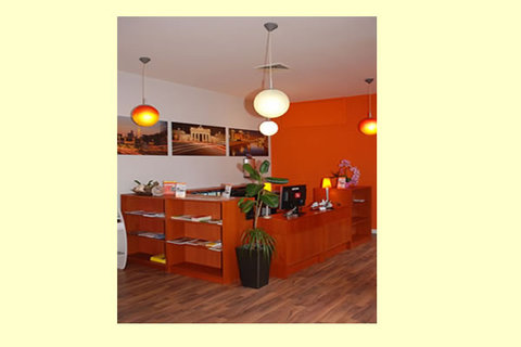 Aparotel Berlin - Reception