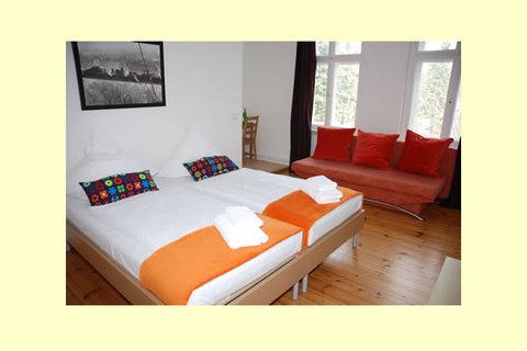 Aparotel Berlin - Guest Room