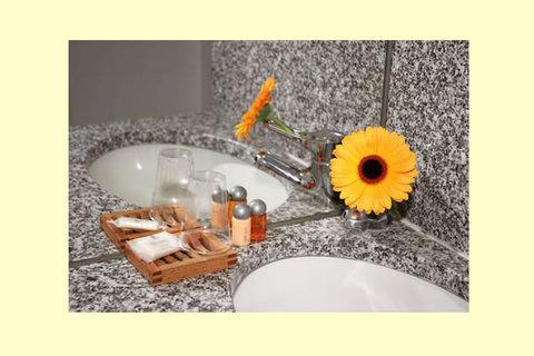 Aparotel Berlin - Bathroom
