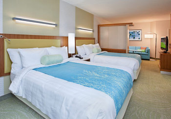 SpringHill Suites Pittsburgh Southside W - Room