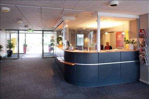 Zleep Aalborg Hotel - Reception Area
