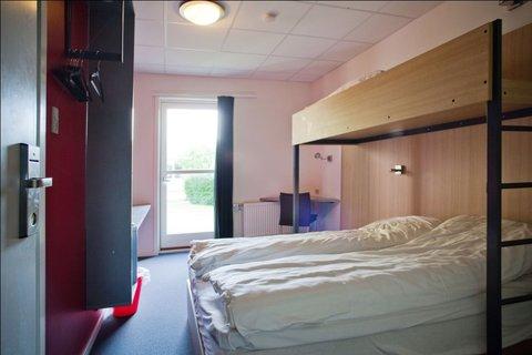 Zleep Aalborg Hotel - Triple Room