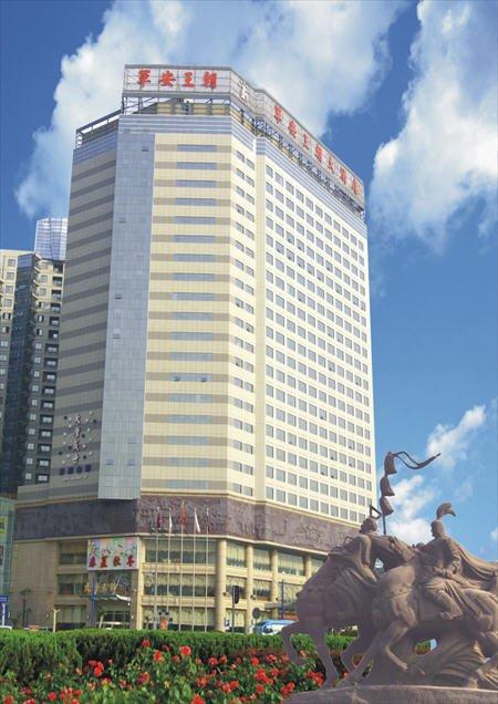King Dynasty Hotel Außenansicht