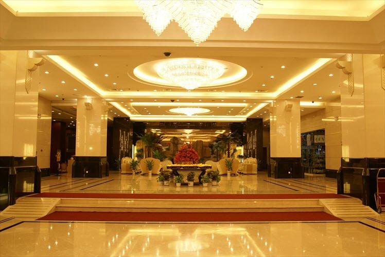 King Dynasty Hotel Lobby