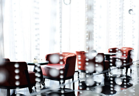 Renaissance Beijing Capital Hotel - Lobby Lounge