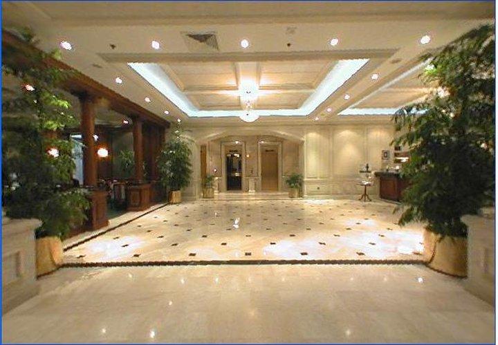 Radisson Plaza Santiago Hotel Lobby