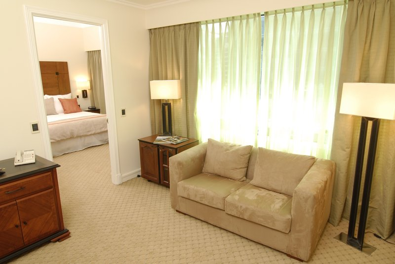Radisson Plaza Santiago Hotel Suite