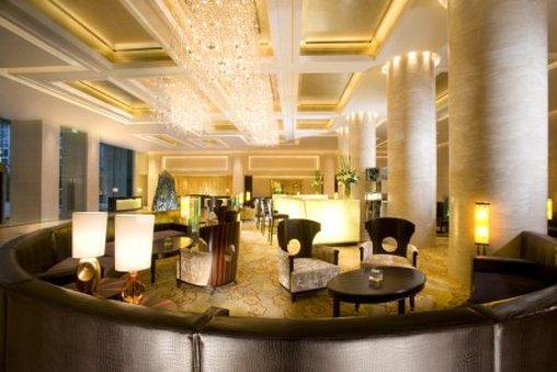 Radisson Hotel Shanghai Hong Quan Salon/Lobi