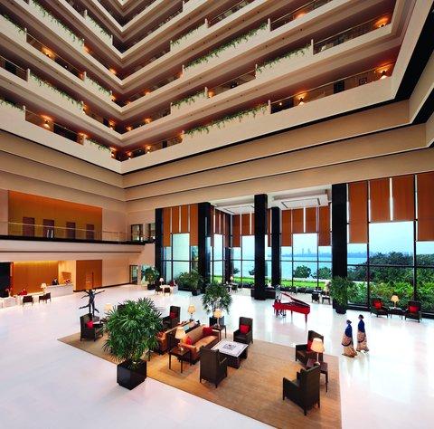 The Oberoi, Mumbai - The Oberoi  Mumbai - Lobby