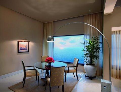 The Oberoi, Mumbai - Kohinoor Presedential Suite Dining Room