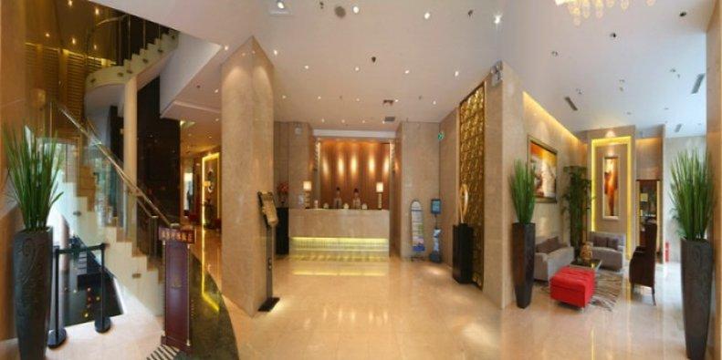 Eastern Pearl Hotel Lobby