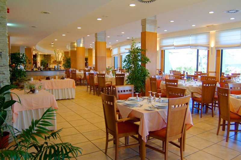 Hotel Moniz Sol レストラン