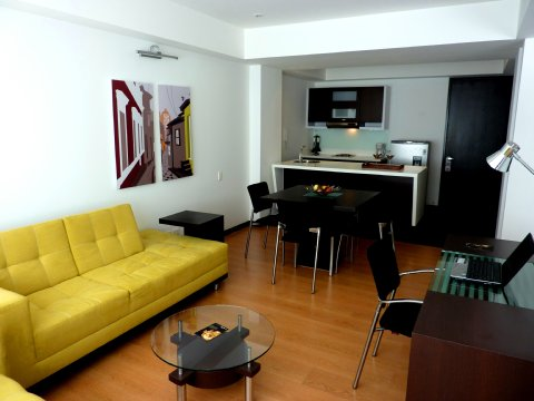 Hotel Continental All Suites - Business Suite