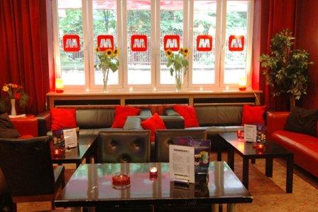 Meininger Koln City Center Hotel - Bar-Lounge