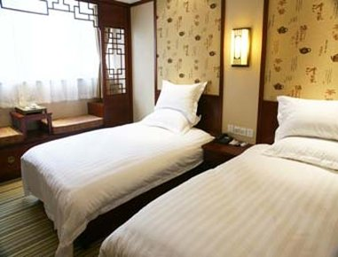 Super 8 Hotel Shanghai Qi Bao Lao Jie Vista della camera