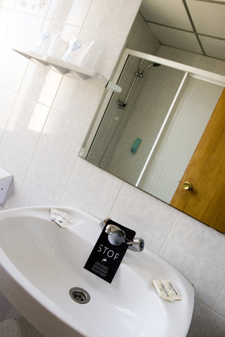 Hotel Auto Hogar - Toilet For All Room Types