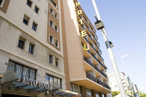 Hotel Auto Hogar - Exterior View