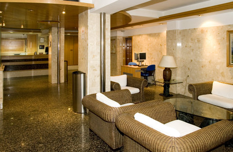 Hotel Auto Hogar - Lobby