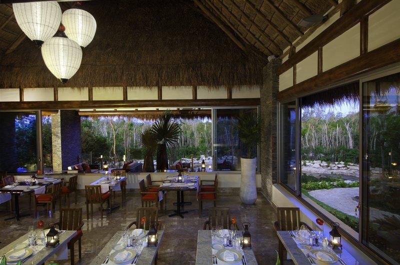 Grand Velas Riviera Maya Gastronomi