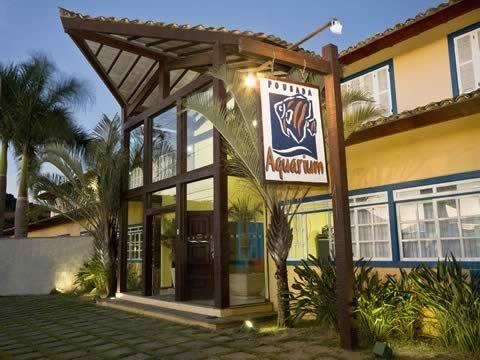 Pousada Aquarium Hotel - Exterior