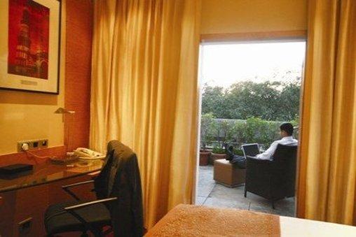 Radisson Marina Hotel Connaught Place Vista do quarto