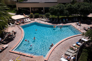 Pool - Rosen Inn at Pointe Orlando
