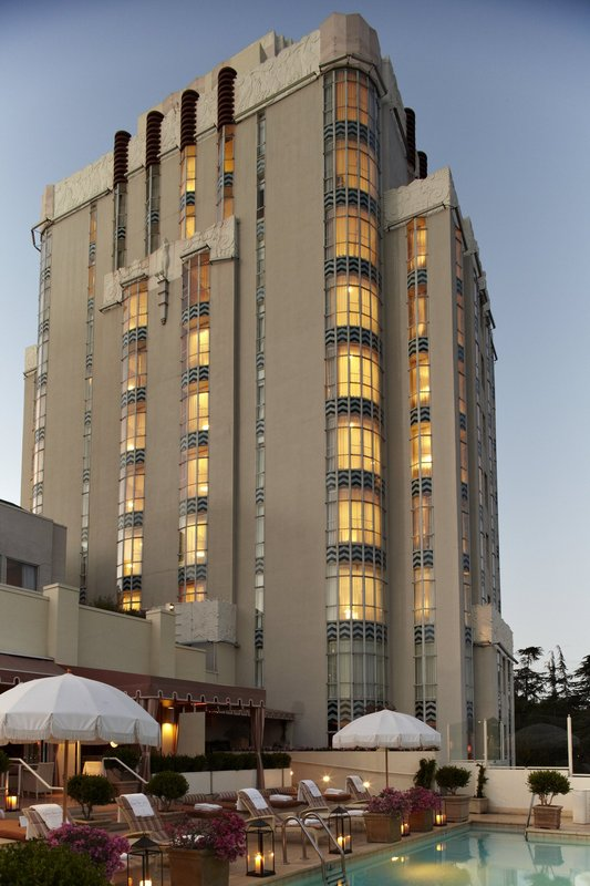 Sunset Tower Hotel - West Hollywood, CA