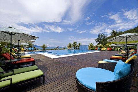 Sibu Island Resort - Swimingpool