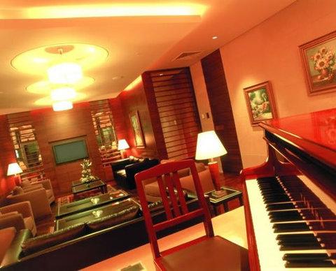 赫利欧波利坦使者酒店 - Bar  Lounge