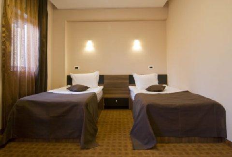 Jolly Fun Hotel - Double Twin Room