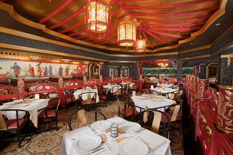 Trump Taj Mahal Buffet - Atlantic City, NJ