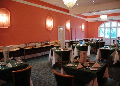 Quality Hotel Andover Gastronomía