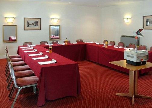 Quality Hotel Andover Sala de conferencias