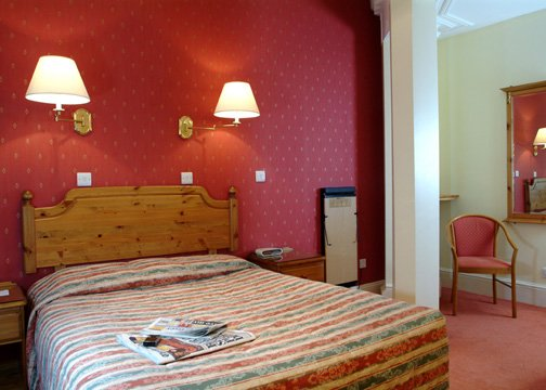 Quality Hotel Andover Vista de la habitación