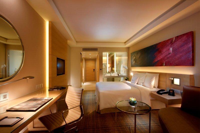 Doubletree by Hilton Kuala Lumpur Pokoj