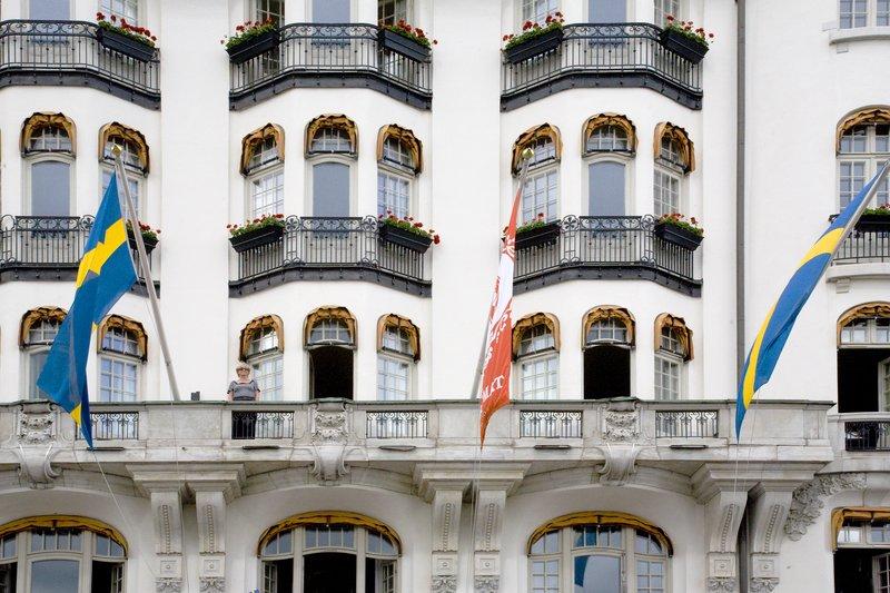 Hotel Diplomat 外景