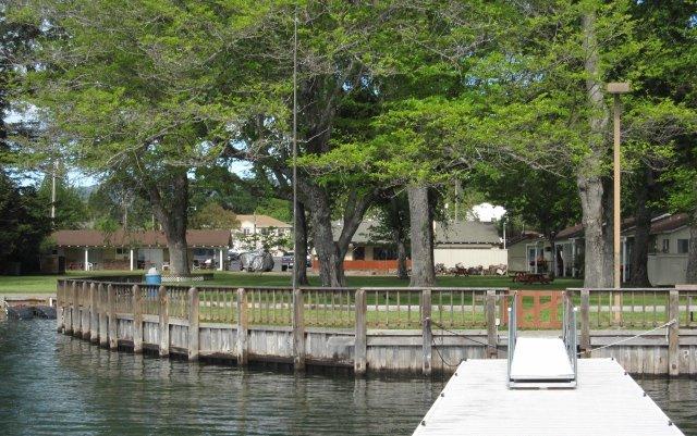 Skylark Shores Resort - Lakeport, CA