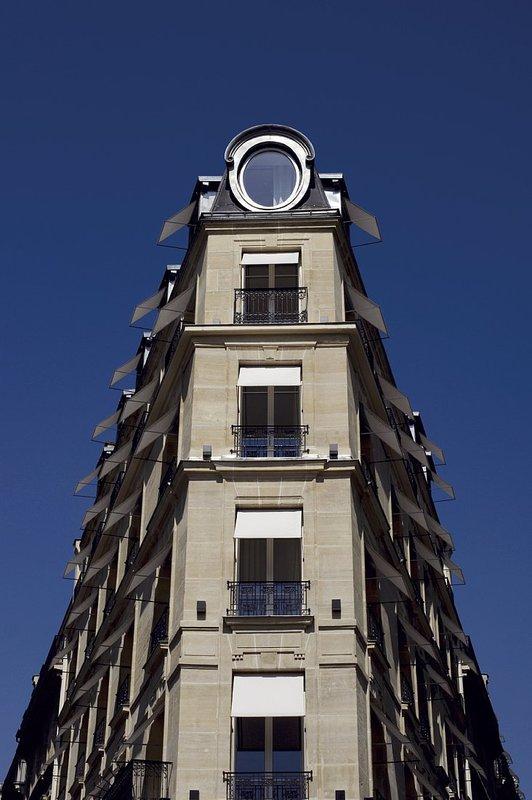 Radisson Blu Le Metropolitan Hotel, Paris Eiffel Außenansicht