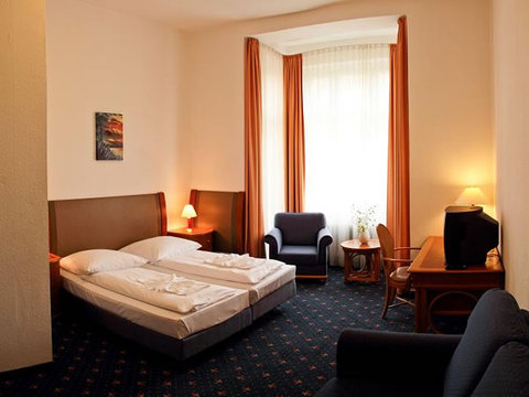Europa City Berlin - Double Room